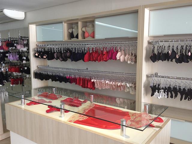 898b240f1 Montar uma loja de lingerie pode ser uma excelente oportunidade de negócio.  Móveis para escritório  Computador com software para controle .